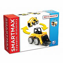 SmartMax Power Vehicles - Bulldozer (Case of 6)