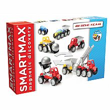 SmartMax Power Vehicles - Rescue Team (Case of 4)