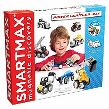 SmartMax Power Vehicles - Complete Set (Case of 4)